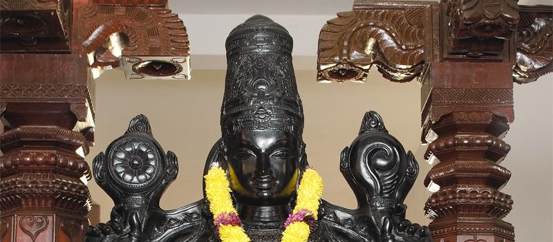 The legend of Dhanvantari