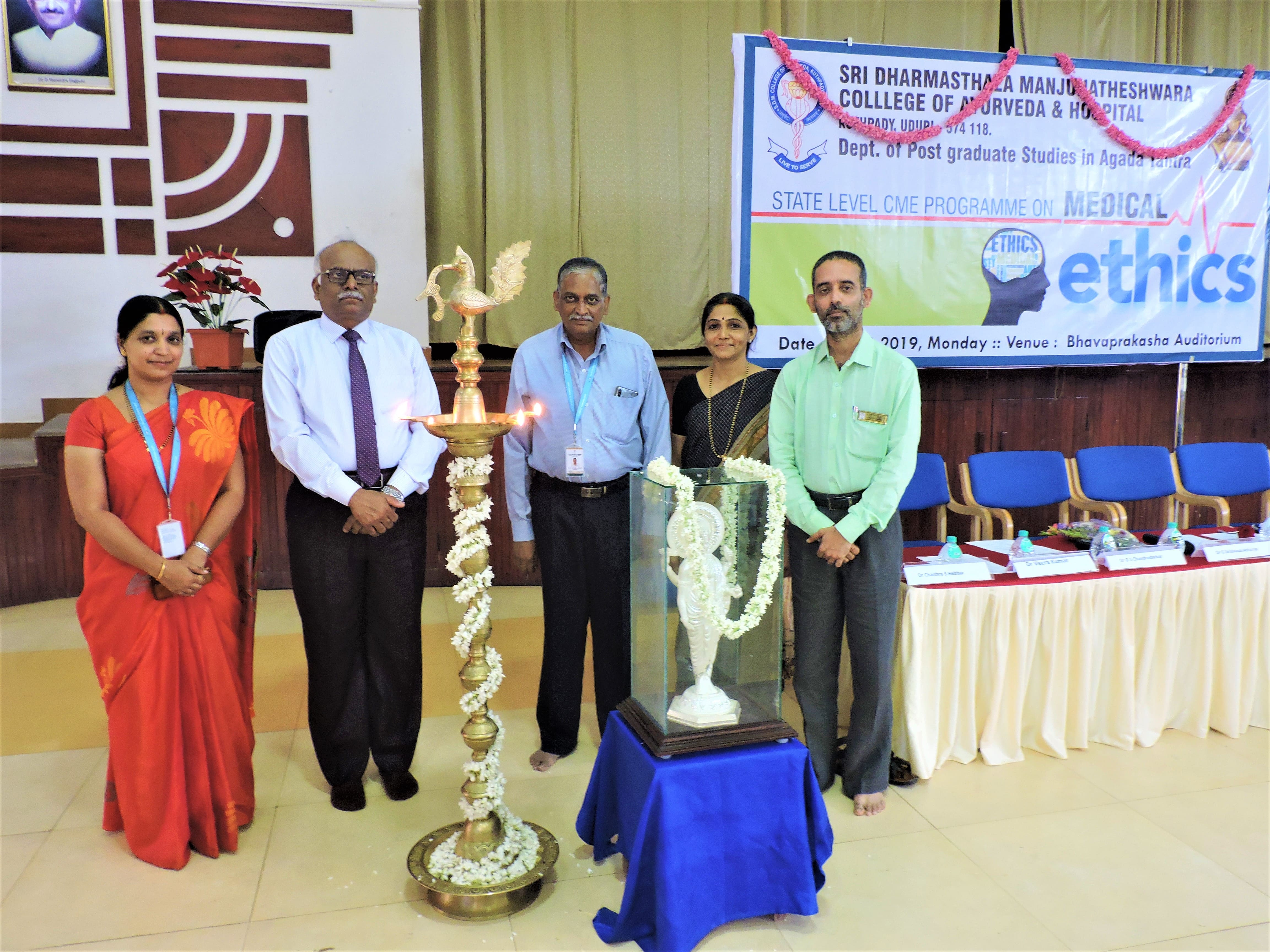 Doctor's Profession is a Noble Profession: Dr G. S. Chandrashekhar