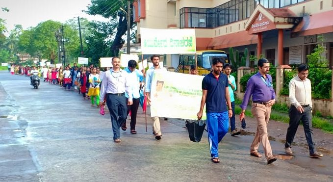 Ayurveda Walk for Arogya