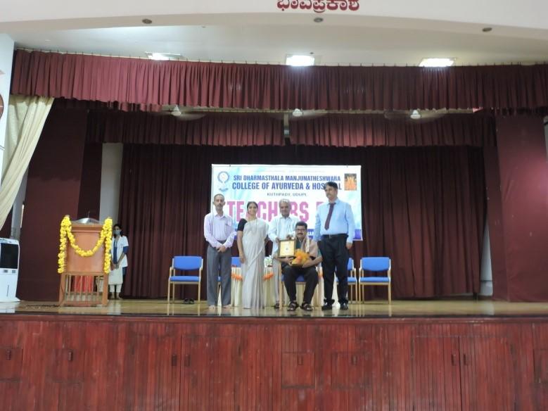 Best Teacher Felicitation Programme – 2021